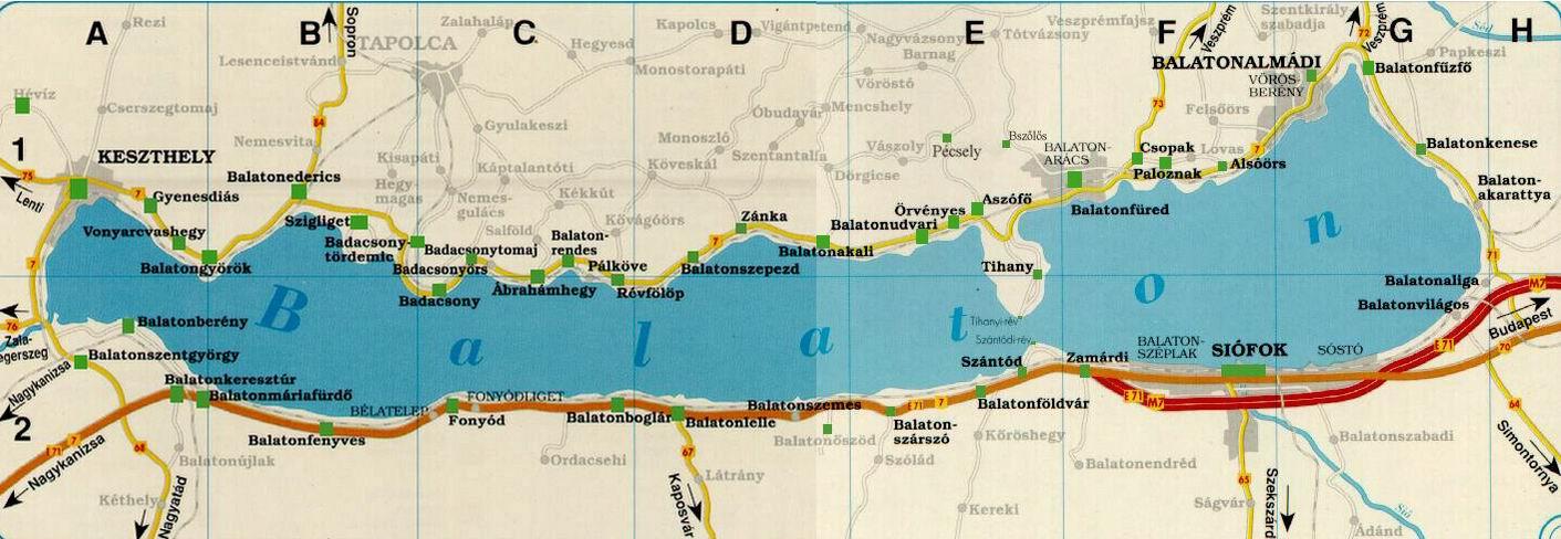 balaton zánka térkép Zamárdi Római Katolikus Plébánia   Miserend balaton zánka térkép